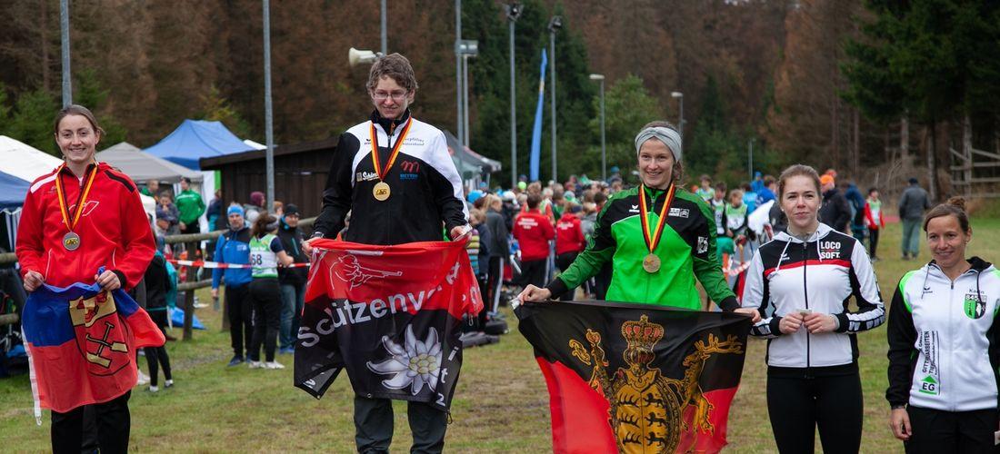 Kerstin Schmidt auf Goldmedaillenjagd