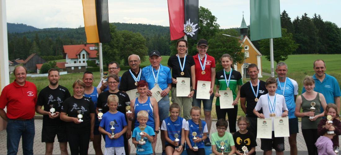Bayerische Meisterschaft Sommerbiathlon