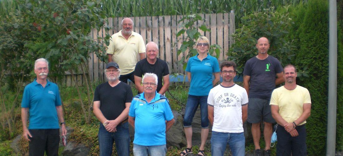 Ausbildung Trainer C Breitensport Bogen in Hirschau
