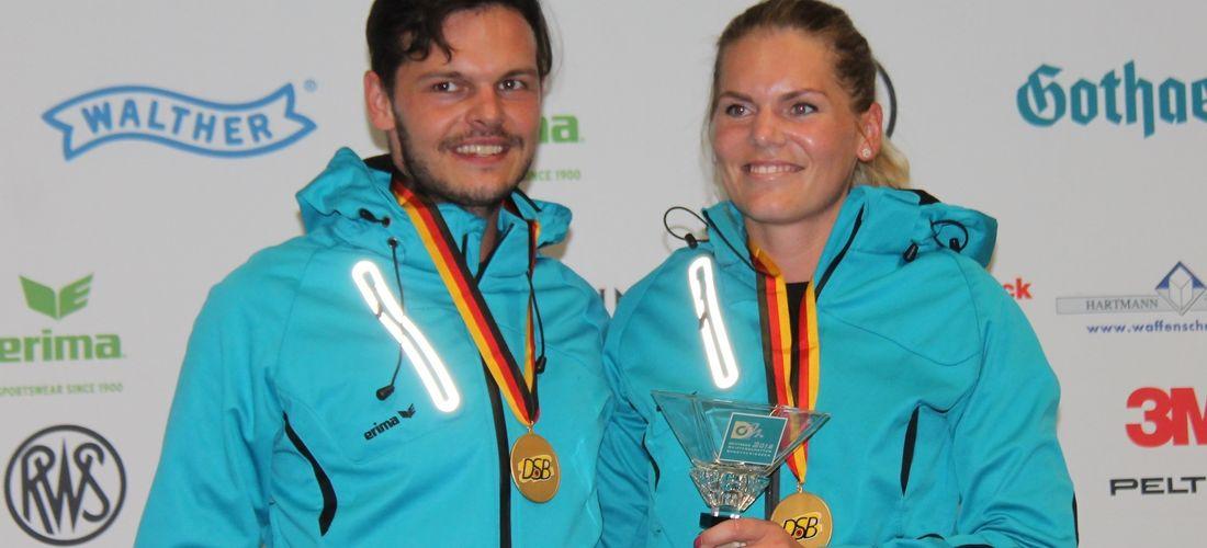 Deutsche Meisterschaft in München