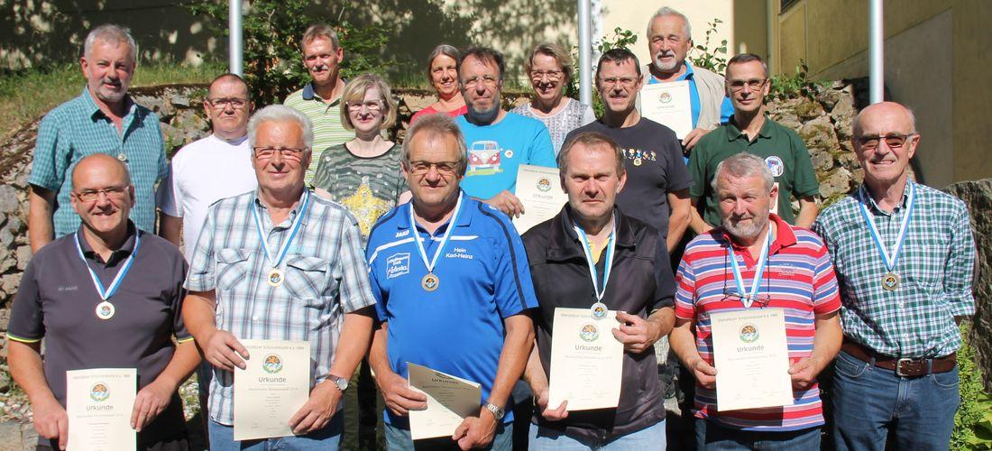 Bayerische Meisterschaften in Pfreimd